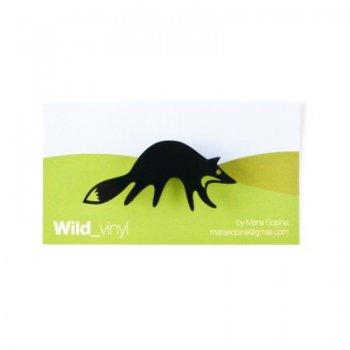 Wild_vinyl Fox #2 1402