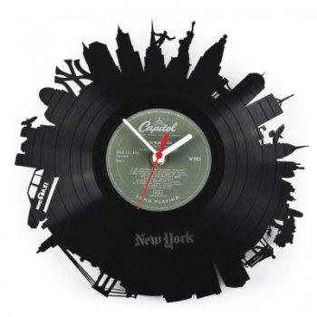 Re_vinyl Muurklok NY 1385
