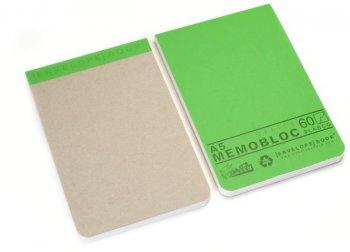 EnvelopeBook Groen A5 Office memobloc 9984