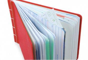 EnvelopeBook A6 Pocketbook 995