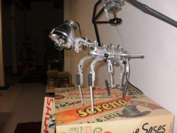Fiets -  Lamp #4