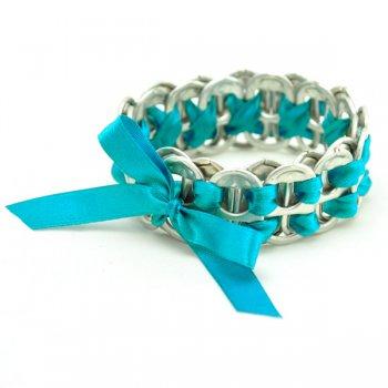 Birdie armband turquoise 7622