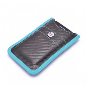 Pokkie smartphonehoes turquoise 7611